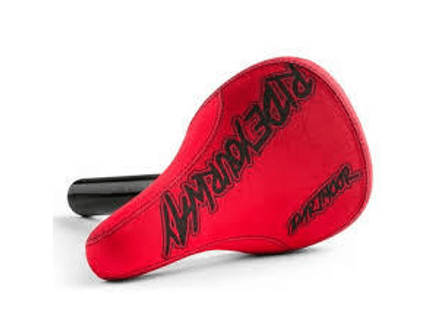 ASIENTO TUBO INTEGRADO FATTY COMBO V.2 ROJO DARTMOOR