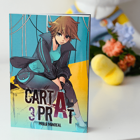Carta Prat Vol.3