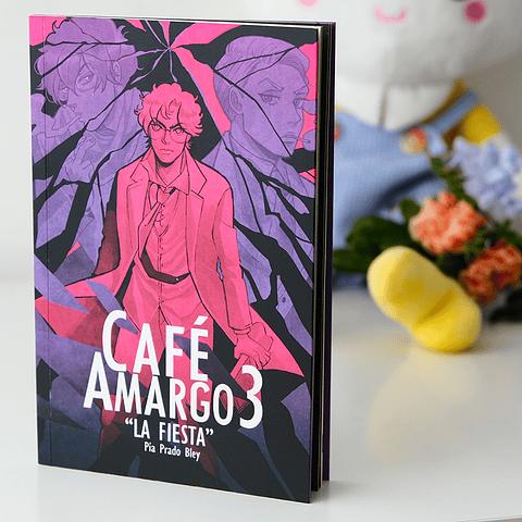 Café Amargo Vol.3