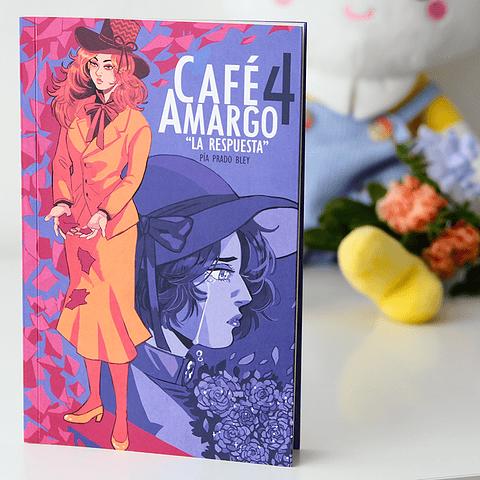 Café Amargo Vol.4