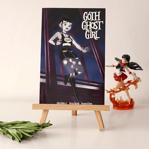 Goth Ghost Girl