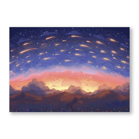 Print Imperio de estrellas