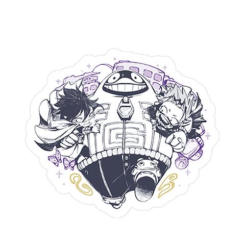 Sticker Dadgum