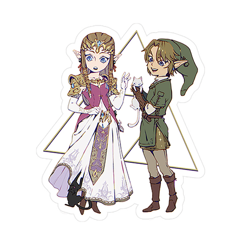 Sticker Z&L 1