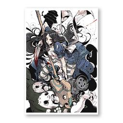 Print Alice Madness: Return