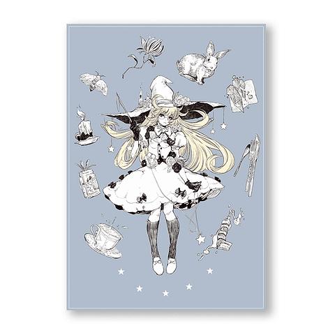 Print Lily Roseprint