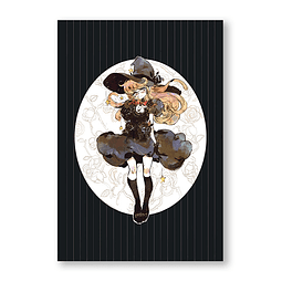 Print Lily