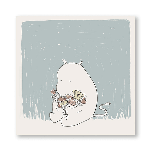 Print Moomin