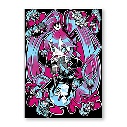 Print Hatsune Miku