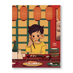 Print Sushi