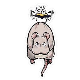Sticker viaje de chihiro