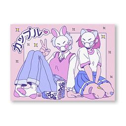 Print Rad girls