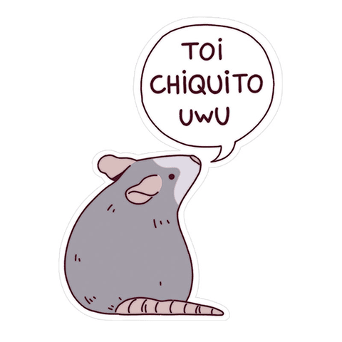 Sticker Chiquito