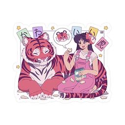 Sticker Galletas de animal