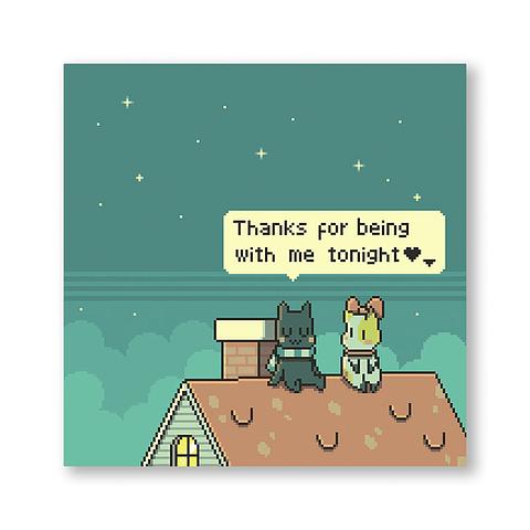 Print Good Night