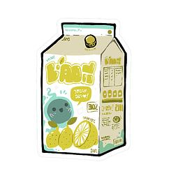 Sticker Limonada