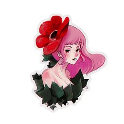 Sticker Rafflesia