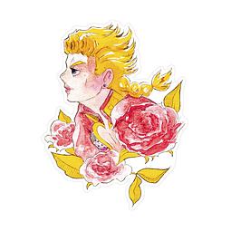 Sticker Giorno Giovanna