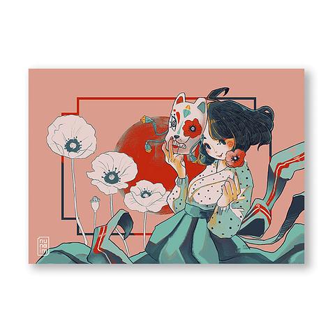 Print Kitsune