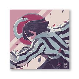 Print Obanai Iguro