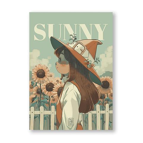 Print Sunny