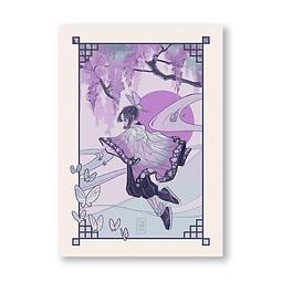 Print Shinobu Kocho