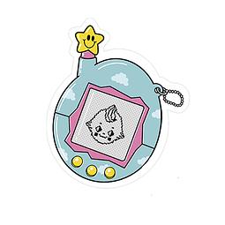 Sticker Tamagotchi