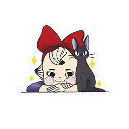 Sticker Baby Kiki