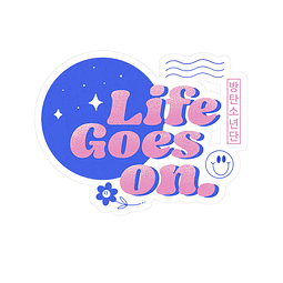 Sticker Life goes one