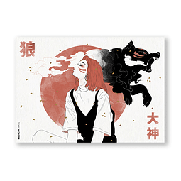 Print Okami