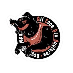 Sticker ACAB