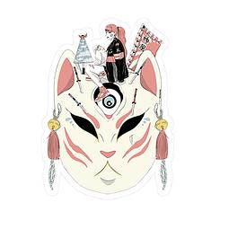 Sticker Sukeban