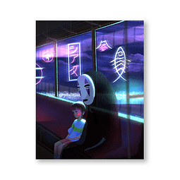 Print Chihiro