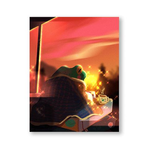 Print Frogg