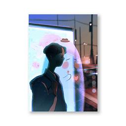 Print ghost