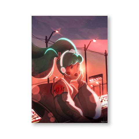 Print Miku