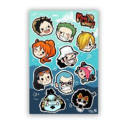 Set Stickers mugi
