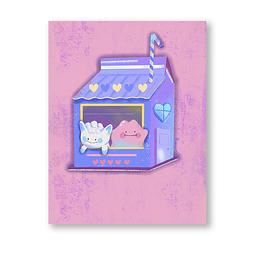 Print Pokemon House