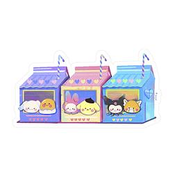 Sticker Sanrio