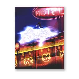 Print Hotel Night