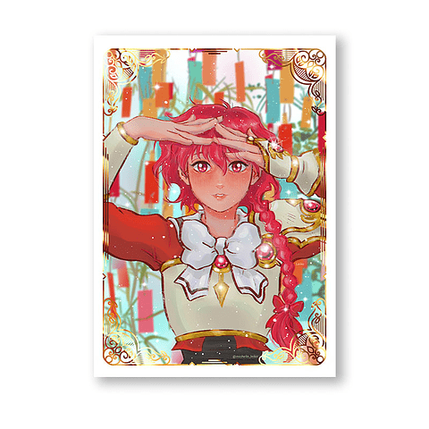 Print Lucy