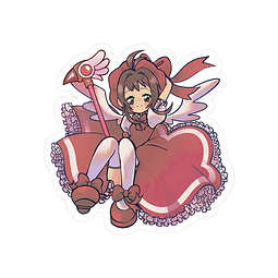 Sticker Sakura CCS