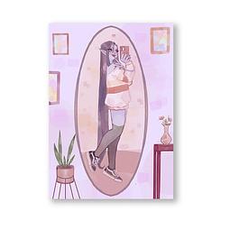 Print Marceline Selfie