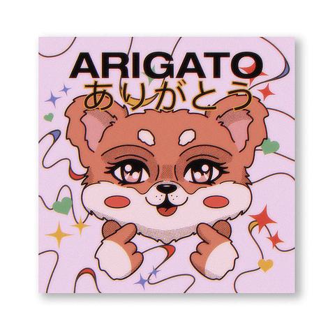 Print  Arigatito