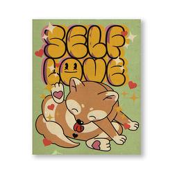 Print self love