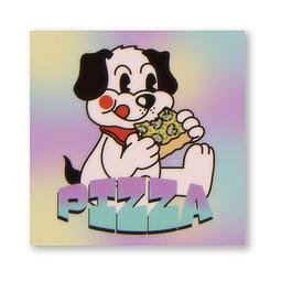 Print pizza
