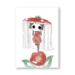 Print Tsubaki