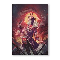 Print Chrollo Lucifer