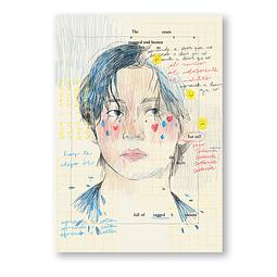Print Kim Tae-hyung