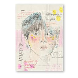 Print Min Yoon Gi